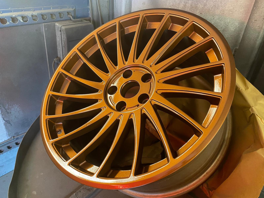 Alloy Wheel Refurbishment Kent